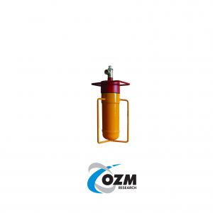 OZM- DETONATION CHAMBERS AND STORAGE CONTAINERS